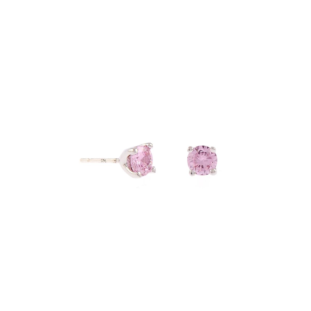 Pink Cubic Zirconia